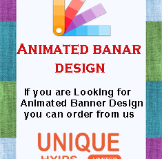 Animated Bannar for Hyip
