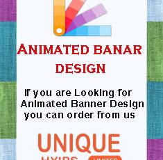 Animated Bannar for Hyip