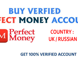 Perfect Money (UK/Russian/China)