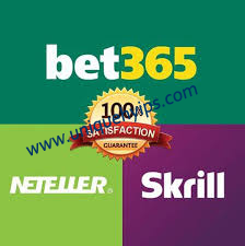 Bet365 with Neteller/Skrill
