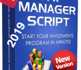 GC Hyip Manager Script (Nulled)- 2019